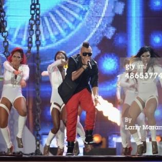 2014 Latin Billboard Performance with Wisin ft Sean Paul