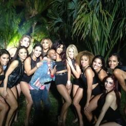 "Pryanka Chopra's ""Exotic"" Music Video with choreographer Rich Jackson"
