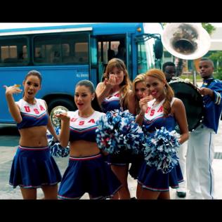 Screenshot from Timati Ft. FloRida Video