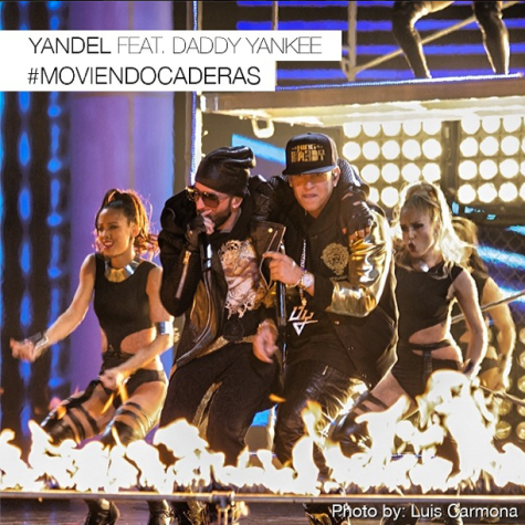 Premio Lo Nuestro 2014 Performance with Yandel ft. Daddy Yankee