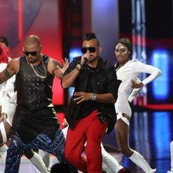 2014 Latin Billboard Performance with Wisin and Sean Paul