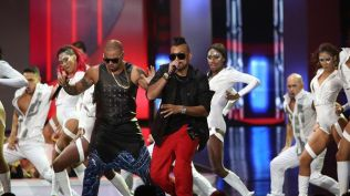 2014 Latin Billboard Performance with Wisin and Sean Paul